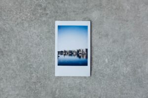 polaroid fridge magnet diy