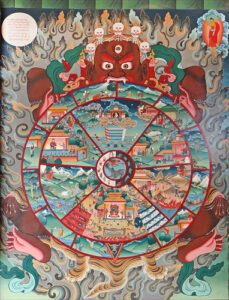 Samsara and Karma