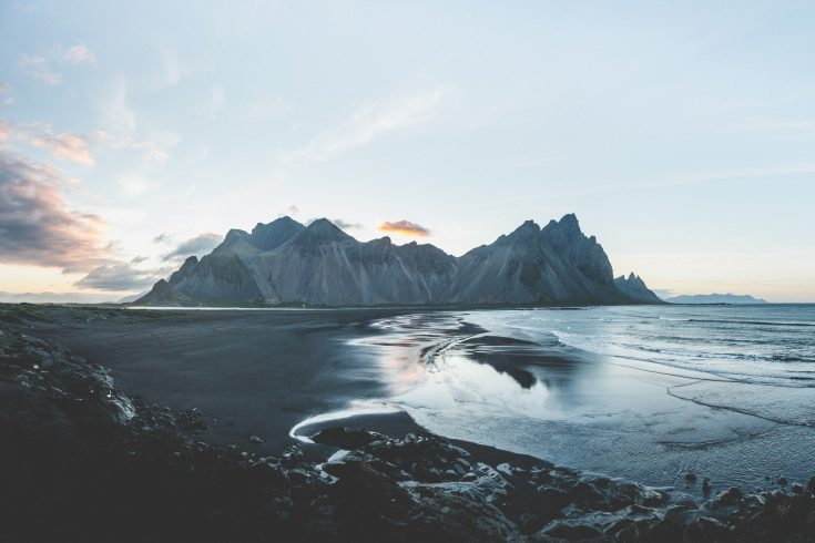living in Iceland