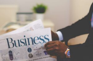Newspaper - Types of media