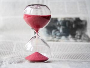 Meeting deadline is another importance of time management