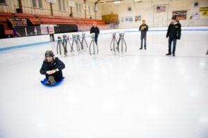Ice Bowling
