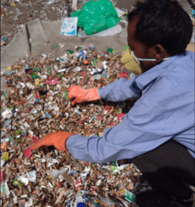 Naman Gupta: Helping the Nation by Recycling Cigarette Waste 3