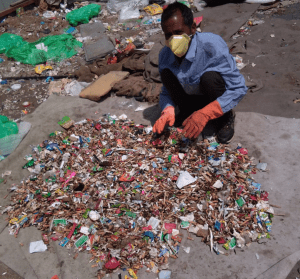 Naman Gupta: Helping the Nation by Recycling Cigarette Waste 2