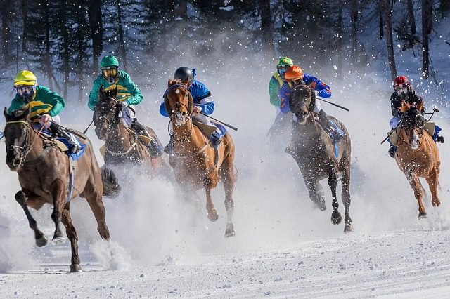 The Season's Biggest Horse Racing Events 1