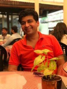 Ajay K Pandey
