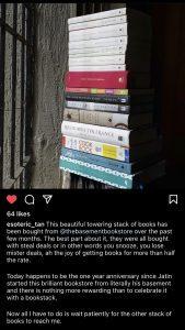 The Basement Bookstore