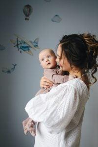 The nurturing mother