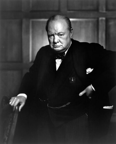 Winston Churchill, never let a good crisis go to waste