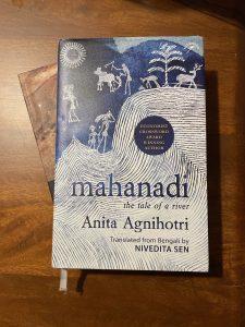 Mahanadi the tale of a river by Anita Agnihotri