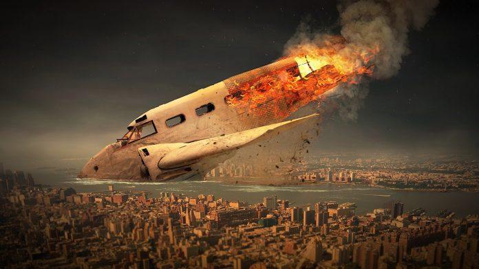 air plane crash