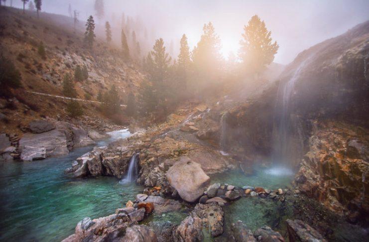 Hot Springs Near Boise